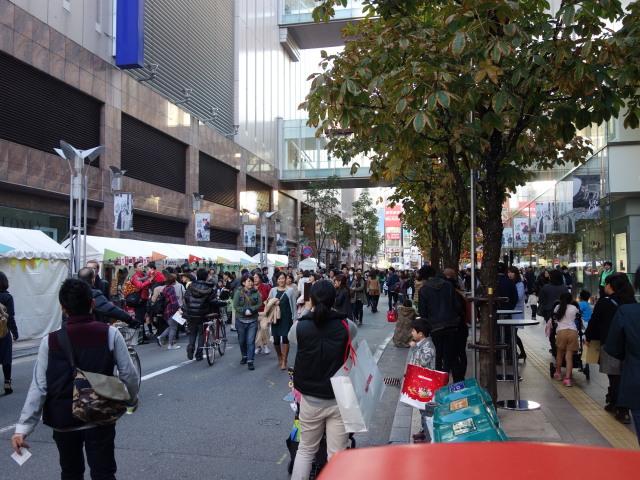 FUKUOKA STREET PARTY-様子8