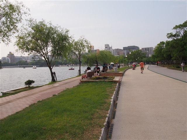 大濠公園スタバ1