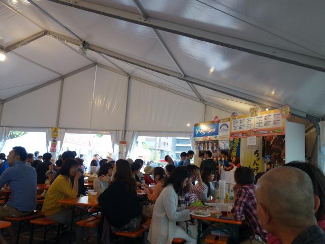 九州地ビールフェアの様子7