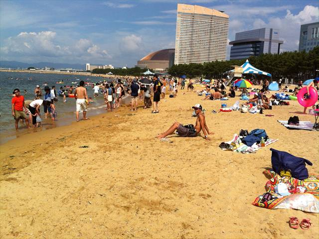 福岡市海浜公園(百道浜)29