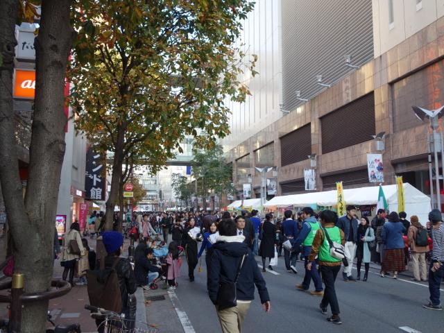 FUKUOKA STREET PARTY-様子3