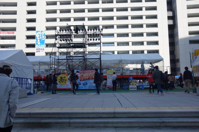 福岡天神ザ・屋台フェスティバル2014-1