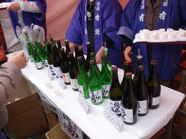 第21回 城島酒蔵びらき即売1
