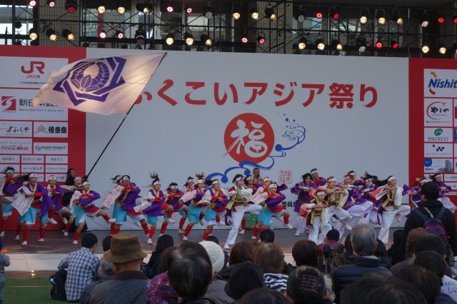 ふくこいアジア祭り2014-5