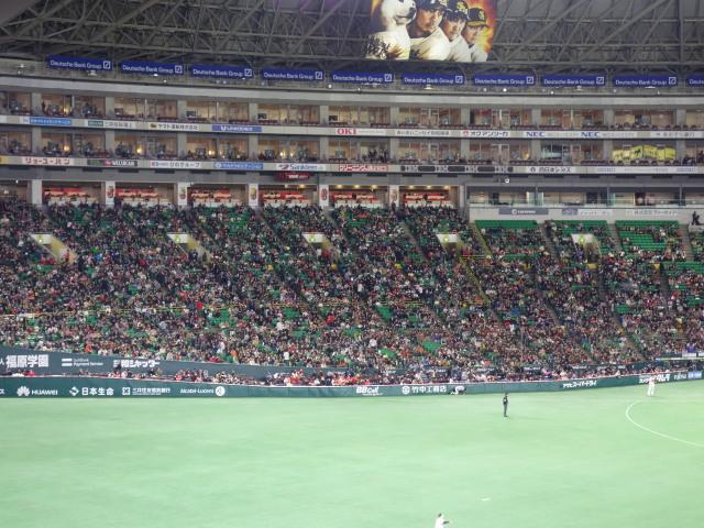 ソフトバンクホークスオープン戦40