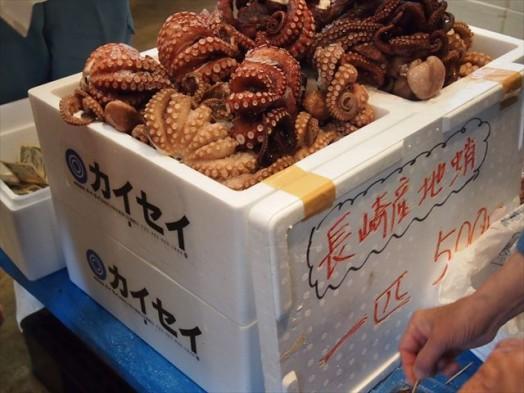 福岡市長浜鮮魚市場「市民感謝デー」291311-4