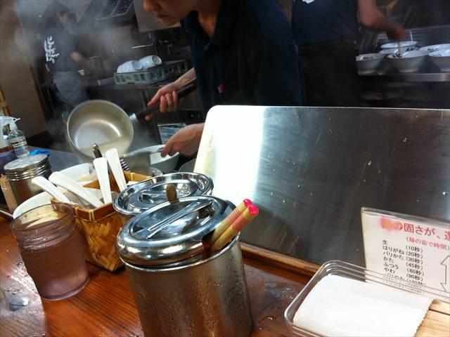 博多ラーメン 膳3