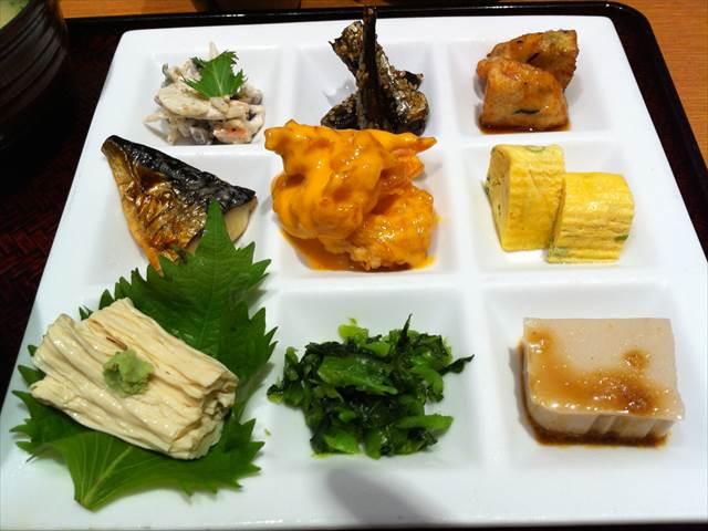博多1番街⑩定食屋 百菜 旬3