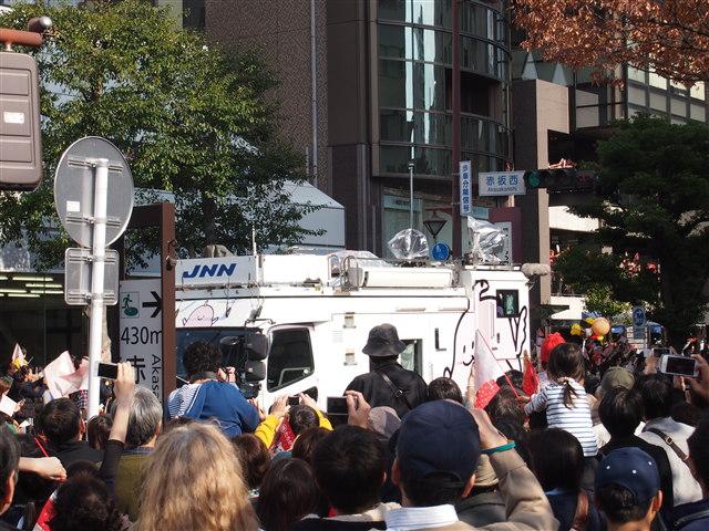 2014年ソフトバンクホークス優勝祝賀パレード4