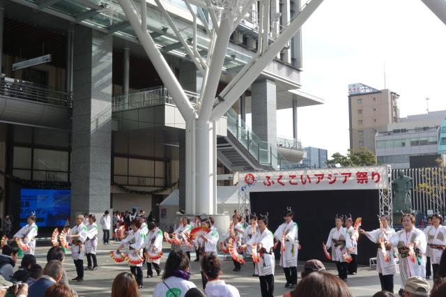 ふくこいアジア祭り2014-16