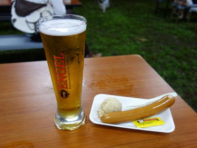舞鶴公園オクトーバーフェスト2015ビール1