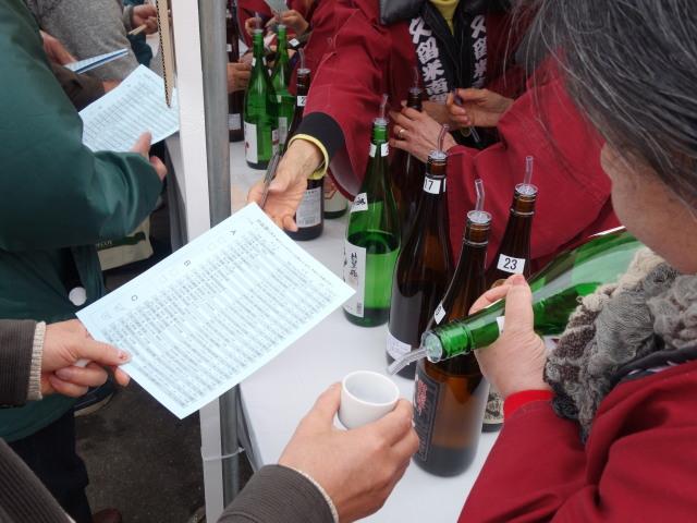 第21回 城島酒蔵びらき飲み比べ6