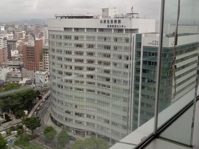 福岡市役所食堂5