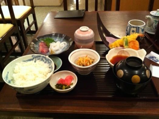あじわいすとりーと⑩博多鯛めしと日本料理 石蔵1