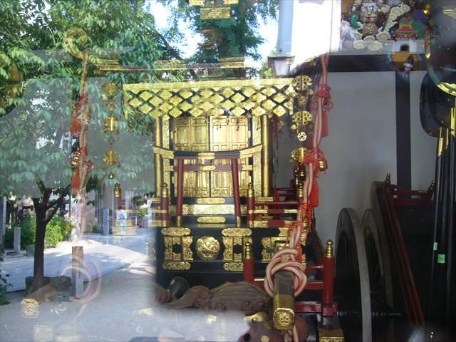 櫛田神社みこし舎